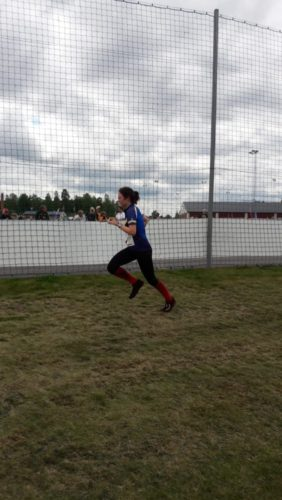 Day 1 Run In