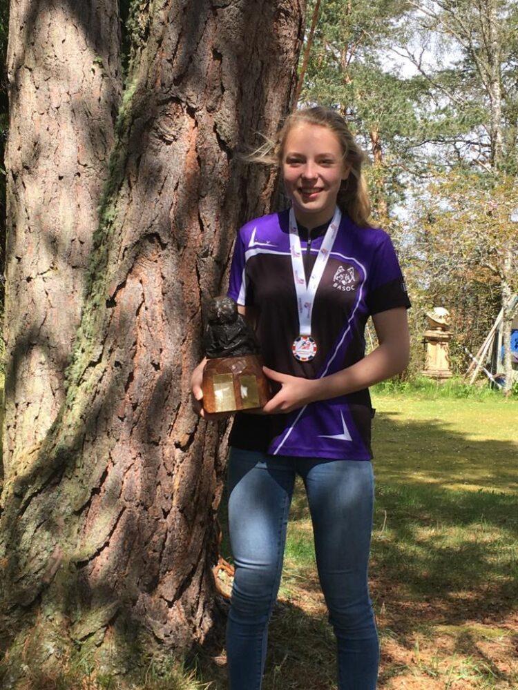 Alice Kemsley W14A British Champ 2019