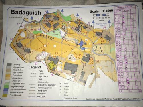 Badaguish Map