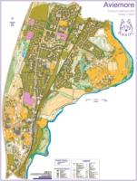 Aviemore Map