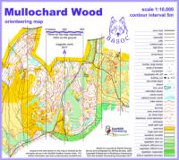 Mullochard Map